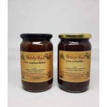 Etyeki lekvár többféle ízben (720 ml)