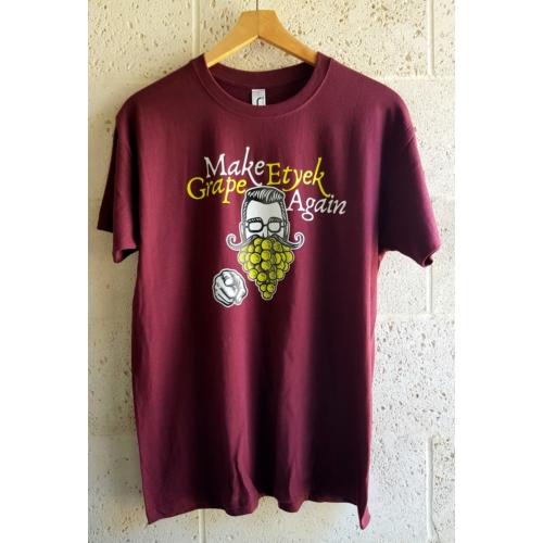 Make Etyek Grape Again poló